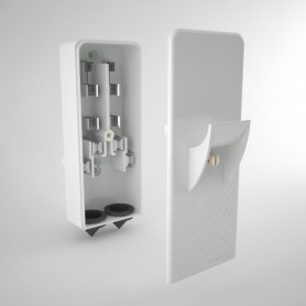 UR-AP-0-25-16-c Caja de alumbrado público 5 entradas 2 salida IP-44 sección 16mm