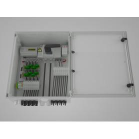 BRES-NV1-10S-MNT Armario de 10 strings con monitorización