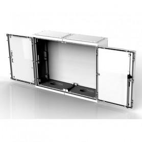 ART-75-2Canal-P Armario para contador de agua modelo A-3