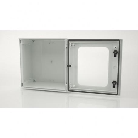 BRES-44p Obudowa przemysłowa monoblok IP66 z okienkiem