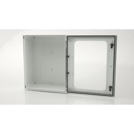 BRES-65p Obudowa przemysłowa monoblok IP66 z okienkiem