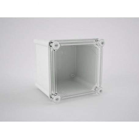 CA-1515 Caja modular de doble aislamiento con tapa transparente