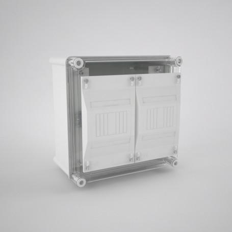 C2-ICP Boîte compléte en polyester pour ICP en CA-33