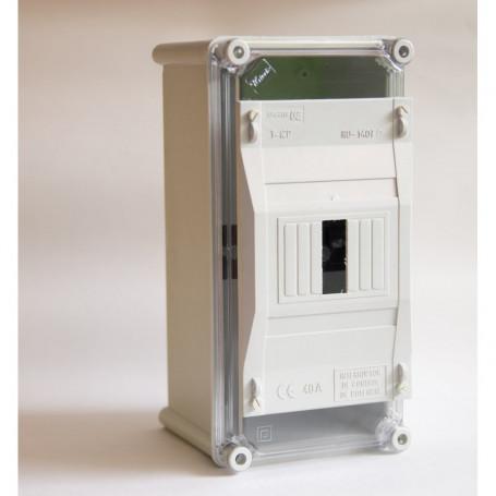 C32-ICP Boîte en polyester pour  ICP et compteurs
