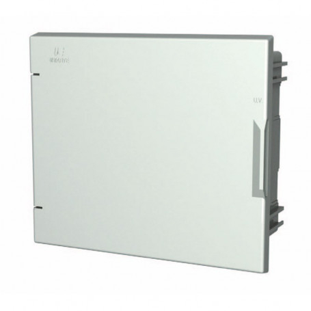CEPO-32 Flush mount ABS box for ICP with opaque door