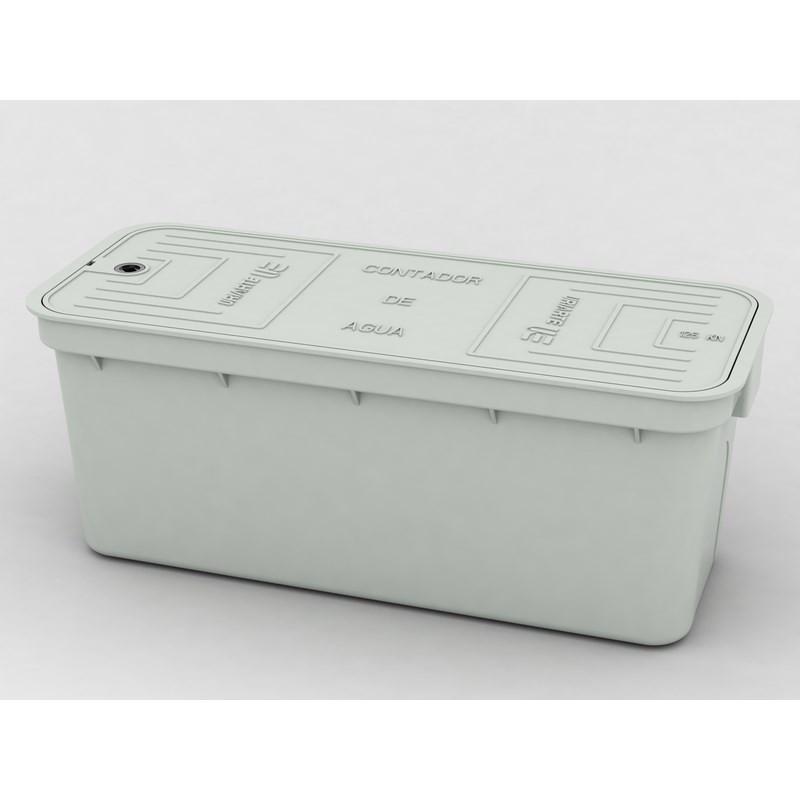 A-H2O Arqueta agua para un contador