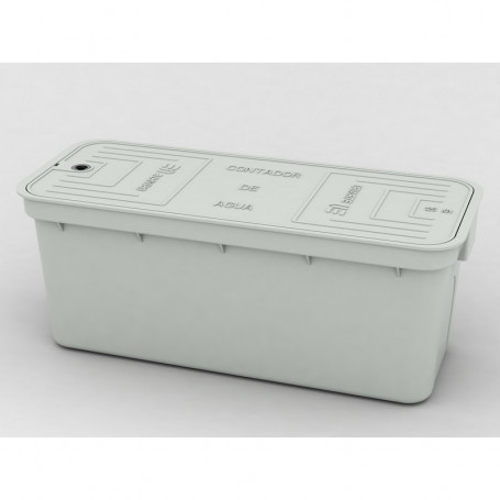 A-H2O Studzienka inspekcyjna  na jeden licznik