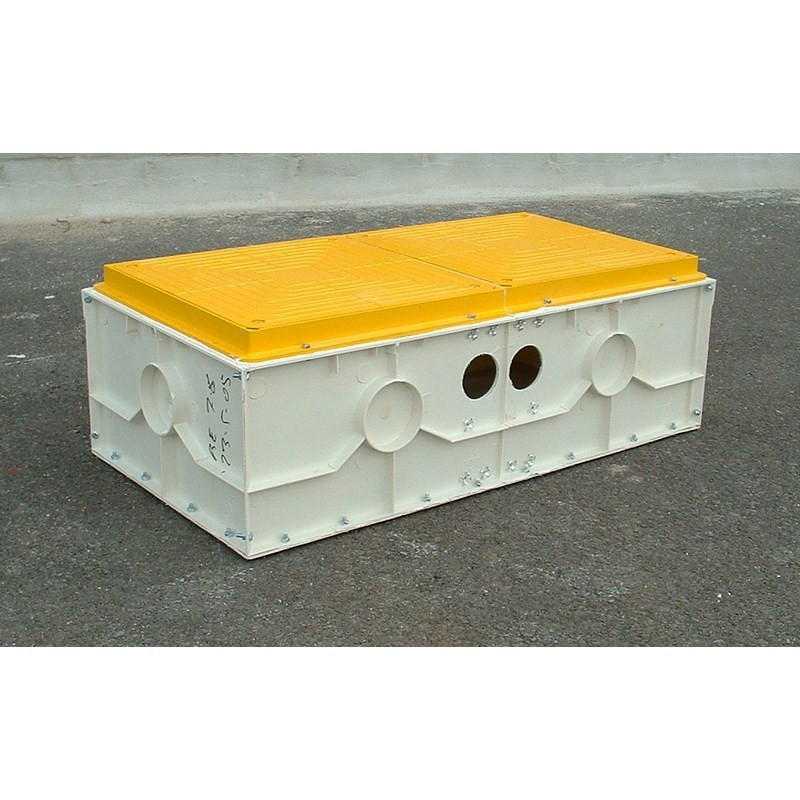AM-480AENA-50 Air beacon inspection chamber 500x800x400with fundition cover