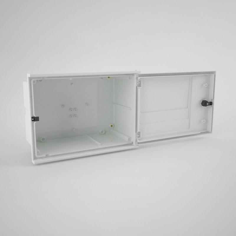 H2O-0-c Armario para contador de agua