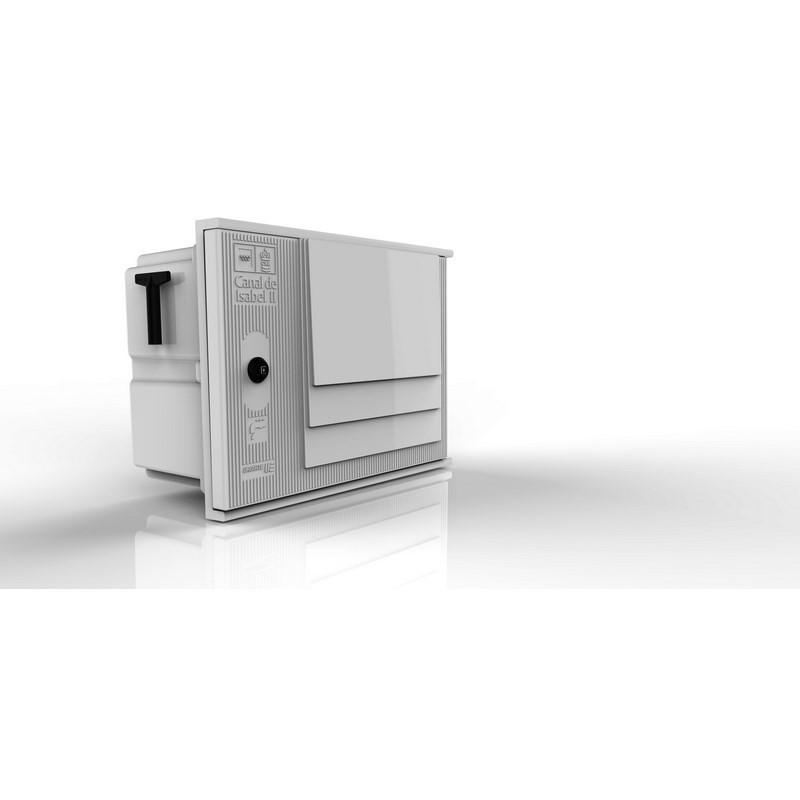 H2O-0-Canal-P Armario para contador de agua Canal de Isabel II Modelo A-1
