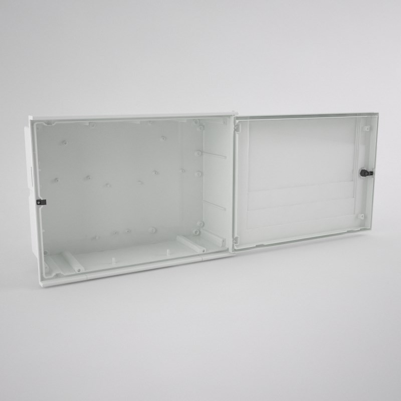 H2O-2-t Cabinet for water meter
