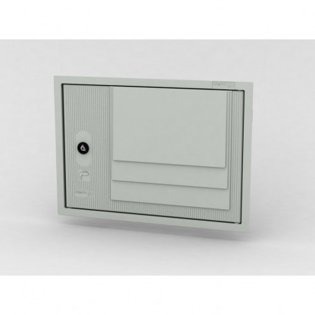 M-H2O-0-a Frame and door kit for water meter