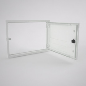 M-H2O-0-Emesasa Frame and door kit for water meter