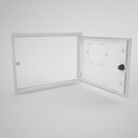 M-H2O-0-t/1ml Frame and door kit for water meter