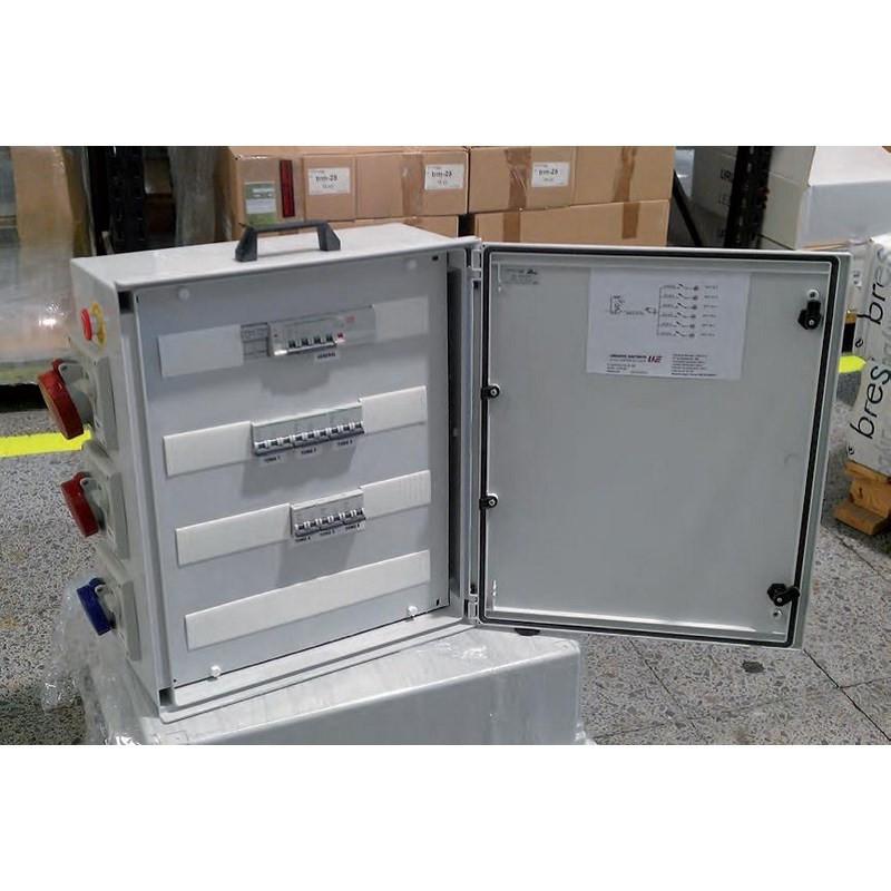 UR-CO-100A-1 Cuadro de obra provisonal