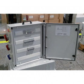 UR-CO-125A-2 Cuadro de obra provisonal