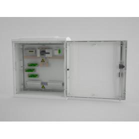 ART-NV1-6S-MNT Armario de 6 strings con monitorización