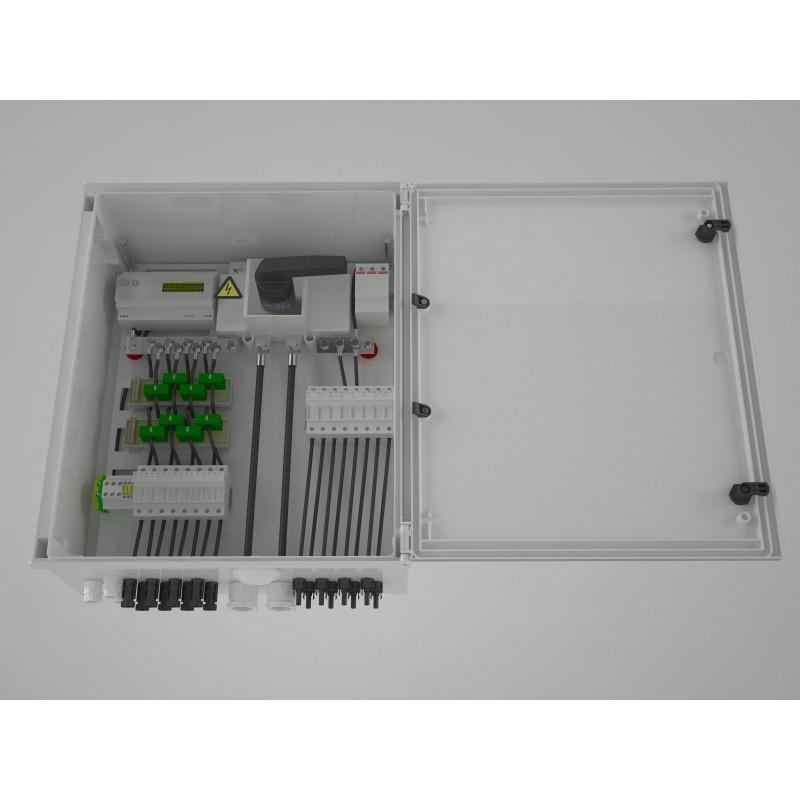 BRES-NV1-12S-MNT Armario de 12 strings con monitorización