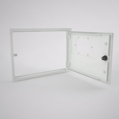 M-H2O-0-a/1ml Frame and door kit for water meter