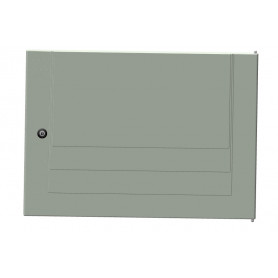 Pu-H2O-2-canal-P Cabinet A-2 Canal Isabel II door with lock
