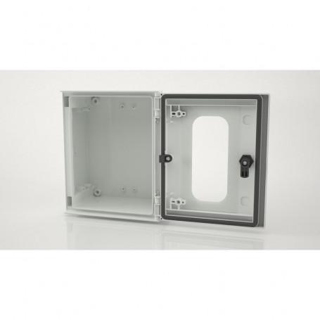 BRES-325p Monobloc industrial enclosure IP66 with window