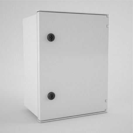 BRES-43 Monobloc industrial enclosure IP66