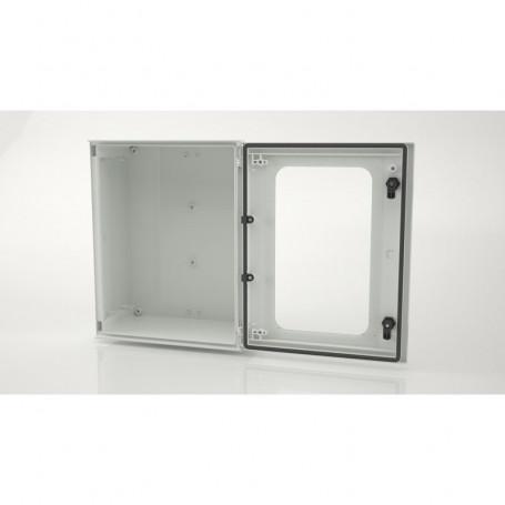 BRES-54p Obudowa przemysłowa monoblok IP66 z okienkiem