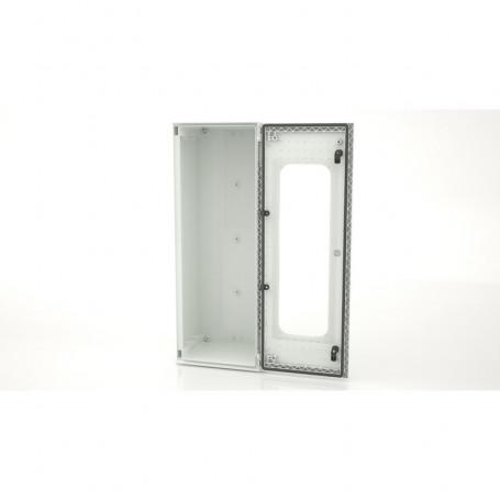 BRES-83p Monobloc industrial enclosure IP66 with window