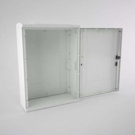 ART-107-IP55 Armoire fixation au sol avec toit IP55