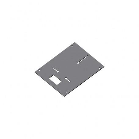 pp-1m-cb Płyta poliestrowa montażowa CA-33 pod jeden licznik jednofazowy
