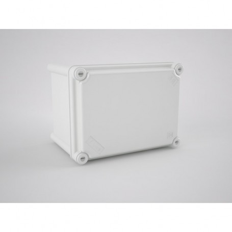 CA-215s Caja modular de doble aislamiento con tapa opaca