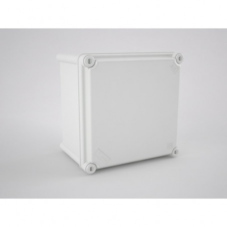 CA-220s Doble insulation modular box with opaque cover