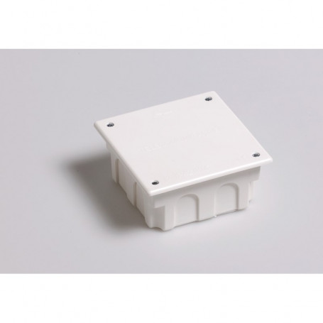 C103 Boîte pour applique (sans couvercle) en ABS, encastré