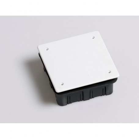 CE100x100 ABS distribution box, for flush mounting