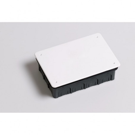 CE200x130 ABS distribution box, for flush mounting