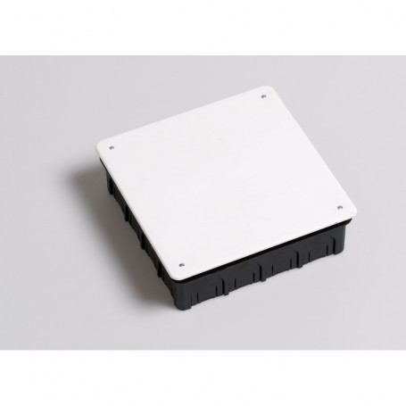 CE200x200 ABS distribution box, for flush mounting