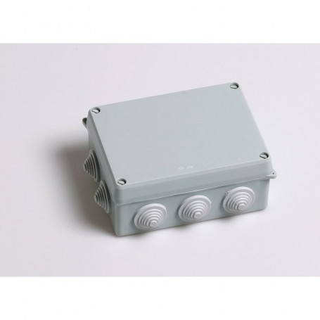 CEG110x150 ABS distribution box with cable entries, IP-54