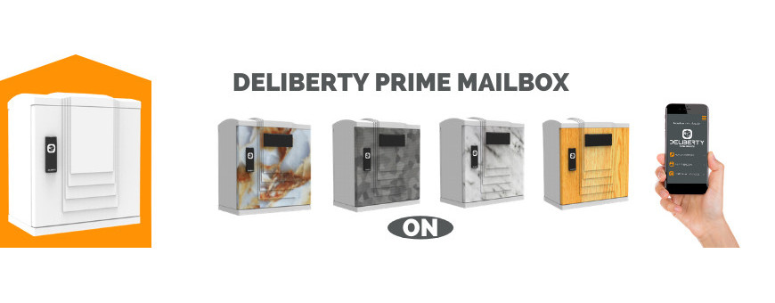 Deliberty Prime Mailbox ON